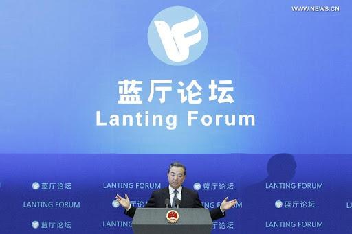 USCET Participates in Lanting Forum